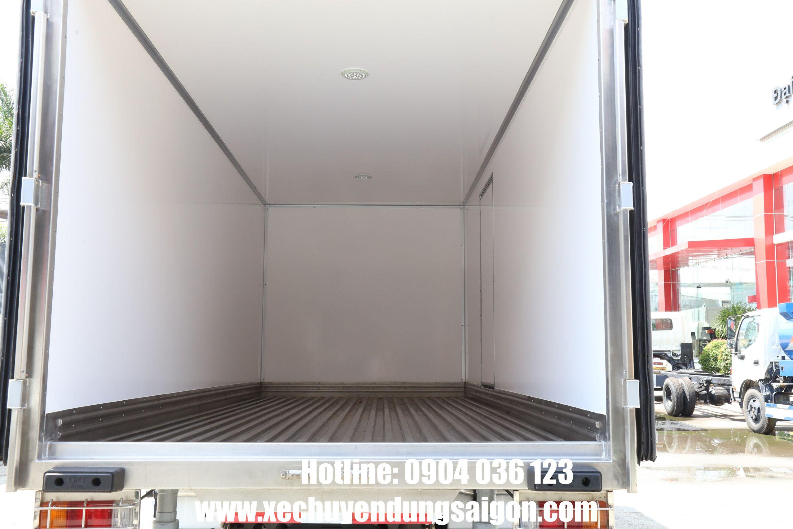 xe tải bảo ôn 3,5 tấn